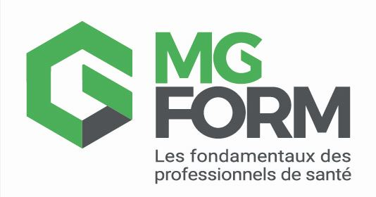 Logo MG FORM Médecin Coordonnateur en EHPAD