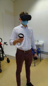 Réalité Virtuelle EHPAD 3